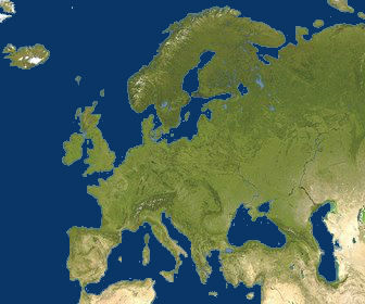 Suggested itinerary for the Capitals of Europe tour