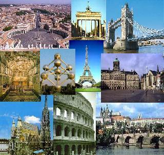Europe Tours - Capitals of Europe private tour with chauffeur-guide